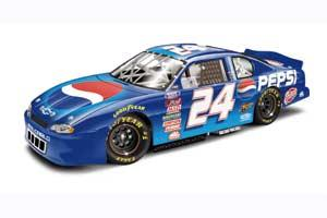 Action 2000 Jeff Gordon Pepsi diecast