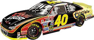 Action 2000 Sterling Marlin Coors Light diecast