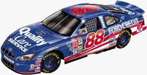 Action 1/18 2000 Dale Jarrett Quality Care
