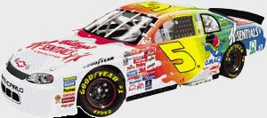 Team Caliber 1999 Terry Labonte Kelloggs K-Sentials (Owners in display case) diecast