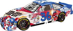 Action 2000 Ken Schrader M&Ms 4th of July diecast
