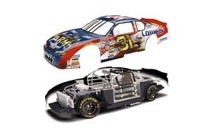 Action 2000 Mike Skinner Lowes Army (Total Concept) diecast