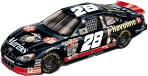 Action 2000 Ricky Rudd Havoline Marines (Total Concept) diecast