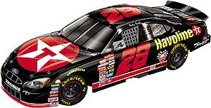 Action 2000 Ricky Rudd Texaco (Total Concept) diecast
