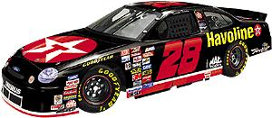 Action 1999 Kenny Irwin Texaco diecast