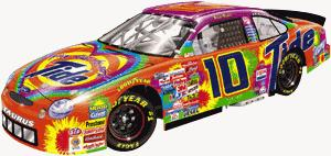Action 1999 Ricky Rudd Tide Give Kids the World diecast