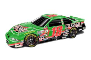 Action 2000 Bobby Labonte Interstate Batteries MLB Game (Total Concept) diecast