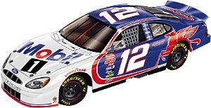 Action 2000 Jeremy Mayfield Mobil 1 diecast