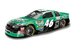 Revell 1998 Wally Dallenback First Union H/O diecast