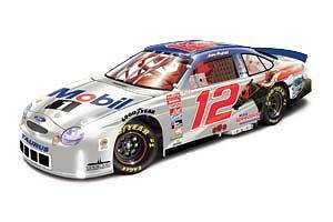 Action 1999 Jeremy Mayfield Mobil 1 Kentucky Derby 125th diecast