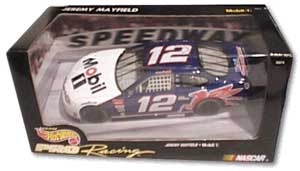 Hot Wheels 1998 Jeremy Mayfield Mobil diecast