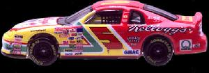 Hot Wheels 1998 Terry Labonte Kelloggs diecast