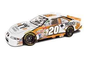Action 1999 Tony Stewart Home Depot Habitat for Humanity diecast