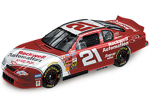 Action 2002 Jeff Green / Jay Sauter Rockwell Automation diecast