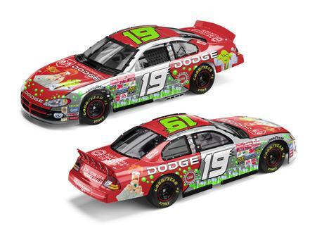 Action 2002 Jeremy Mayfield Muppets Dodge Intrepid 25th Anniversary diecast