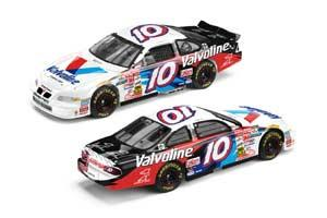 Action 2002 Johnny Benson Valvoline (Rockingham Win) (in Oil Bottle) diecast