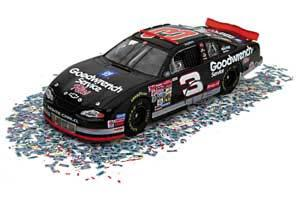 Action 2000 Dale Earnhardt Goodwrench Plus No Bull Talladega 76th win diecast