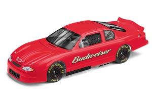 Revell 2002 Dale Earnhardt Budweiser Test Car with Stop Watch diecast