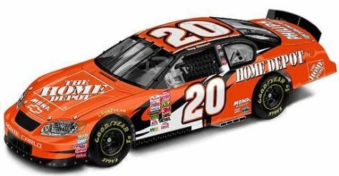 Action 2003 Tony Stewart Home Depot Monte Carlo diecast