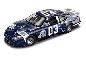 Action 2003 Dallas Cowboys diecast