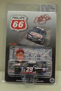 Action 1997 Elliott Sadler Phillips 66 Chevy Monte Carlo diecast