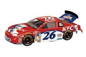 Action 1997 Rich Bickle KFC B/W Bank diecast