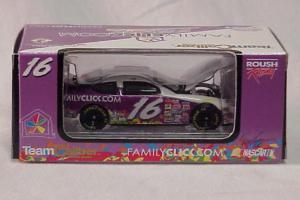 Team Caliber 2000 Kevin Lepage Family Click Taurus (Owners in display case) diecast