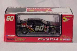 Team Caliber 2000 Geoff Bodine Power Team Monte Carlo (Owners in display case) diecast