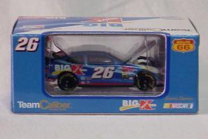 Team Caliber 2000 Jimmy Spencer K-mart Taurus (Owners in display case) diecast