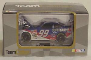 Team Caliber 2001 Jeff Burton Citgo (Owners in display case) diecast