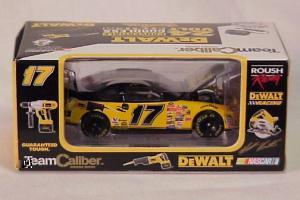 Team Caliber 2000 Matt Kenseth Dewalt 24 Volt Taurus (Owners in display case) diecast