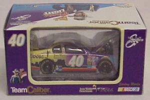 Team Caliber 2000 Sterling Marlin Coors Light John Wayne (Owners in display case) diecast