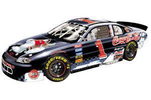 Revell 1998 Dale Earnhardt Jr. Coca-Cola Polar Bear (Club Car #3161 of 3330) diecast