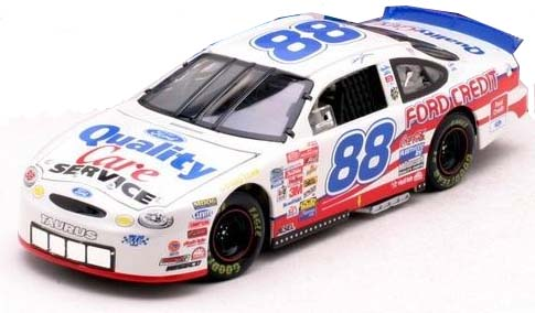 Action 1999 Dale Jarrett Quality Care Breast Cancer ~ diecast
