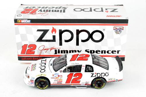 Action 1998 Jimmy Spencer Zippo ~ diecast