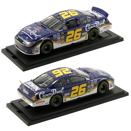 Team Caliber 2006 Jamie McMurray Crown Royal (Owners Series) diecast