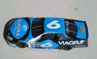 Team Caliber 2005 Mark Martin Viagra Ford Taurus (Pit Stop Series) diecast