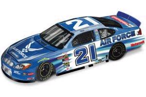 Team Caliber 2005 Ricky Rudd Air Force Ford Taurus (Pit Stop Series) diecast
