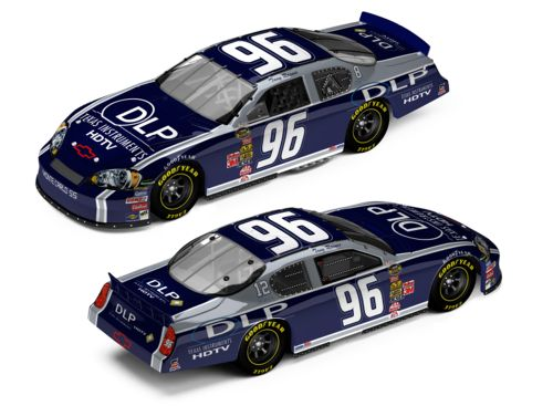 Action 2006 Tony Raines Texas Instruments DLP HDTV Troy Aikman Special Chevy Monte Carlo diecast