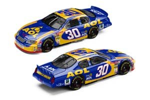 Action 2003 Jeff Green AOL Chevy Monte Carlo (Club Car) H/O diecast