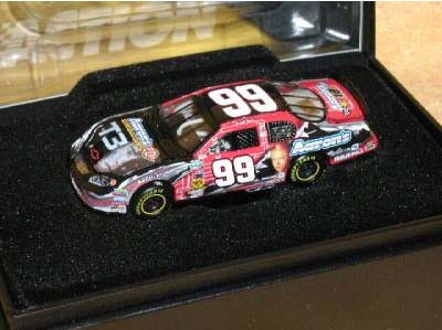 Action 2003 Michael Waltrip Aarons Rent / Terminator Chevy Monte Carlo (Elite) diecast
