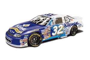 Action 1999 Jeff Green Kleenex 75th Anniversary diecast