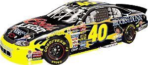 Action 1999 Sterling Marlin Coors Light Brooks & Dunn diecast