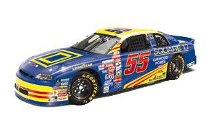 Action 1999 Kenny Wallace Square D diecast
