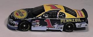 Action 1999 Steve Park Pennzoil Shark Homestead Miami Speedway diecast