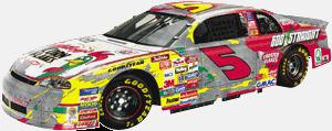Action 1998 Terry Labonte Kelloggs Iron Man H/O diecast