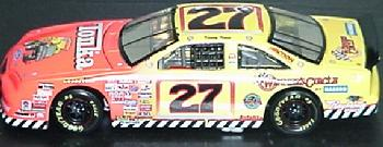 Action 1997 Kenny Irwin Tonka diecast