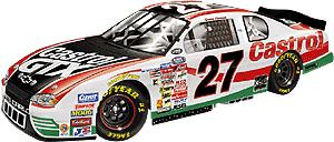 Action 2000 Casey Atwood Castrol GTX diecast