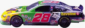 Action 1998 Kenny Irwin Texaco Joker diecast