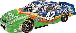 Action 2000 Kenny Irwin BellSouth diecast